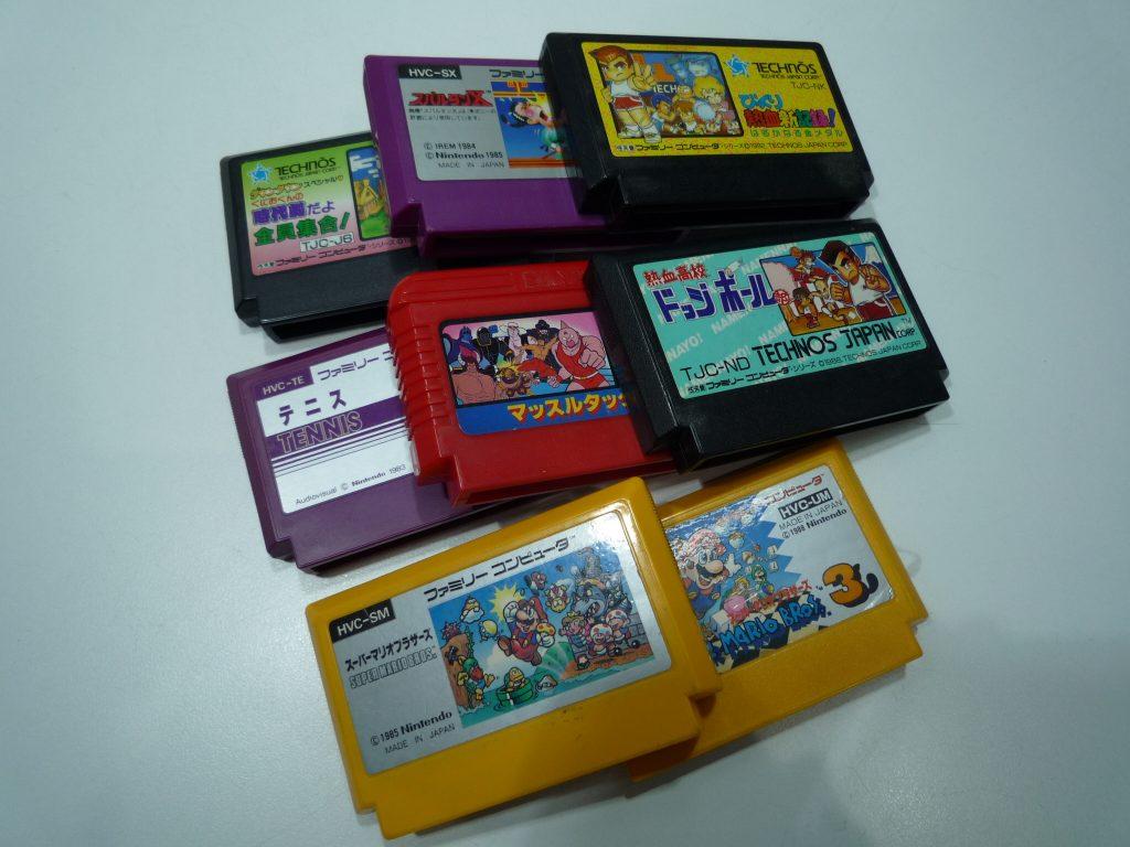 豊田市のファミコン・ゲーム買取は、大吉豊田店にお任せください★
