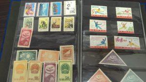 中国切手,買取,緑区