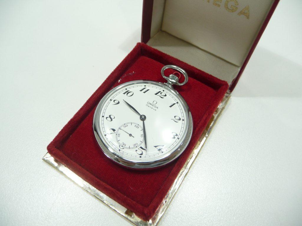 豊田市のオメガ・懐中時計買取は、大吉豊田店にお任せください