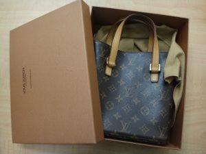 大吉調布店で買取したヴィトン(LV) のバッグ