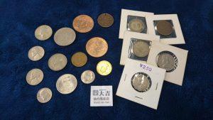 外国古銭もお買取りします(*^-^*)買取専門店 大吉 仙台黒松店✧