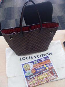 霧島市でルイヴィトンのバッグを高く売るなら買取専門店大吉霧島国分店へお越しください!