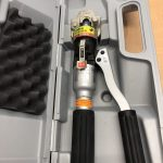 DENSAN 手動式油圧圧着工具 DCH-60EN