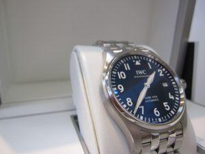 IWCの高級腕時計を相見積もり比+20%以上のアップで一発回答!姶良市・買取専門店大吉タイヨー西加治木店は買取力が違います。