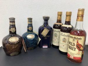 ウイスキーの買取なら、流山の大吉野々下店へ!