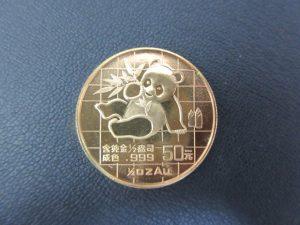 パンダ金貨,中国,買取,垂水,舞多聞,神戸