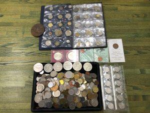 外国銭,買取,八王子