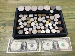 外国銭,買取,吉祥寺
