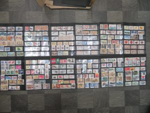 本日は中国切手をお買取りさせて頂きました。