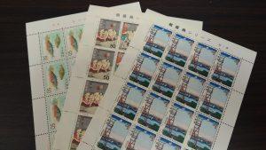 切手シート,買取,緑区