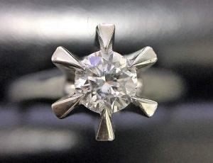 お客様のダイヤモンドをより高く評価させていただきます。買取専門店大吉円山公園店です。