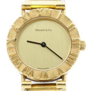 ティファニー K18 アトラス 腕時計
