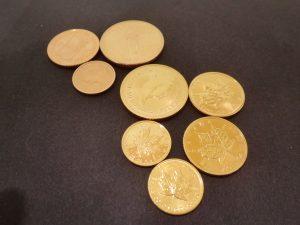 金貨の買取は☆大吉伊勢ララパーク店☆にお任せください♪