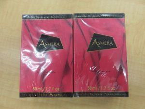 本日はAsmera ヴィッテセンス 香水をお買取りさせて頂きました。