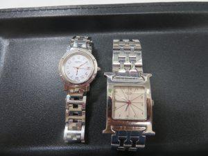 ブランド・エルメス 腕時計をお買取りさせて頂きました。