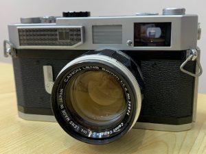 Cannon キャノン カメラ フィルムカメラ 買取 売る 大阪 堺市 諏訪ノ森