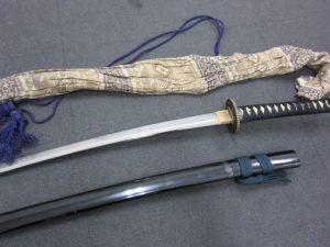 大吉本八幡店、日本刀をお買取り致しました。