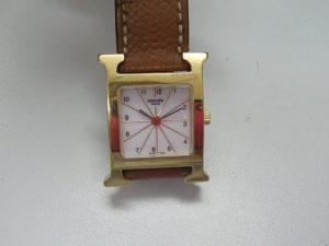 エルメス Hウォッチをお買取!ブランド時計は霧島市の買取専門店大吉霧島国分店におまかせ!