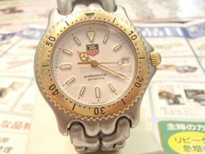 TAG Heuer(タグ・ホイヤー) を高価買取!ブランド腕時計の買取は姶良市の買取専門店大吉タイヨー西加治木店です!