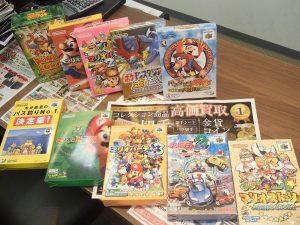 ゲームだってコレクションです!古いゲームソフトも最新のゲームソフトも姶良市の買取専門店大吉タイヨー西加治木店にお任せ!
