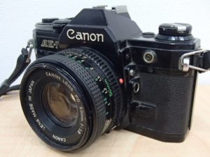キャノンAE-1 マニュアル式カメラをお買取り!大吉ゆめタウン八代店