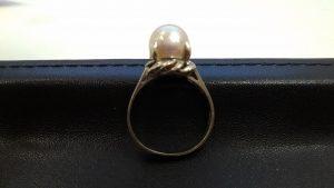 パールの指輪,買取,緑区