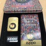 ZIPPO ジッポー ライター 70th ANNIVERSARY Friends For A Lifetime 1932-2002