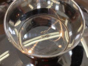 断捨離&遺品整理応援ウイーク!姶良市・買取専門店大吉タイヨー西加治木店、本日は早速、断捨離にて銀杯を買取です!
