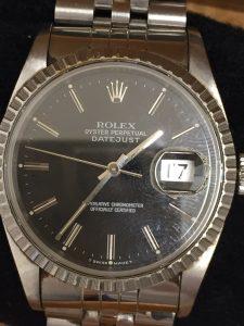 Rolex黒