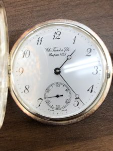 大吉 ゆめタウン筑紫野店ではティソの時計も高価買取!!