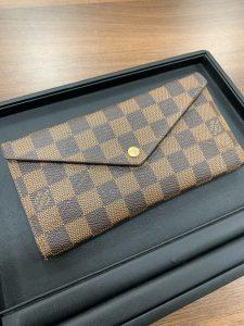 LV(ルイヴィトン)の財布もお任せください。大吉高崎店です。