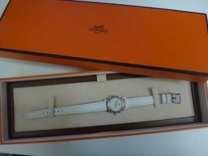 大吉調布店で買取したエルメスの時計