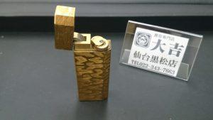 カルティエのライターをお買取りです✧買取専門店 大吉 仙台黒松店✧