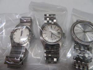 ブランド腕時計・オメガ コンステレーションお買取りさせて頂きました。
