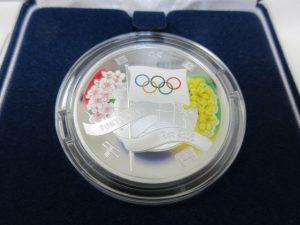 2020,オリンピック,記念硬貨,買取,垂水,舞多聞