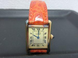 Cartier,カルティエ,TANK,時計,買取,垂水