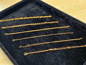 金 貴金属 ネックレス リング 売る 買取 広島 アルパーク