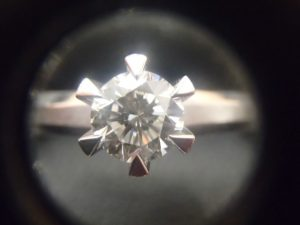 1ct ダイヤモンドリングをお買取り!大吉ゆめタウン八代店