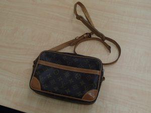 壊れてるヴィトンのバッグもお買取りしております。大吉ゆめタウン八代店