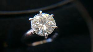 ダイヤモンドリングをお買取りしました(*^-^*)💎💍✧買取専門店 大吉 仙台黒松店✧