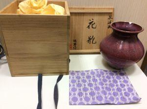 花器、花瓶もお買取りします。大吉イオンスタイル大津京店