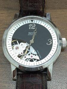 大吉 ゆめタウン筑紫野店ではEPOS(エポス)の時計も高価買取!!