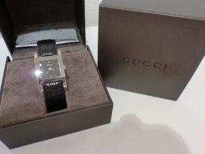GUCCIの腕時計の買取は☆大吉伊勢ララパーク店☆にお任せください♪