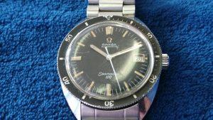OMEGAの腕時計をお買取りです(`・ω・´)⌚✧高級ブランド腕時計の事なら買取専門店 大吉 仙台黒松店にお任せ♪