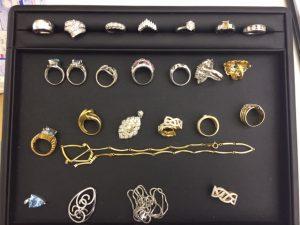 指輪を売るなら買取専門店大吉 イズミヤ西神戸店にお任せください♪
