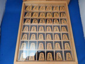 I将棋駒をお買取りさせて頂きました。