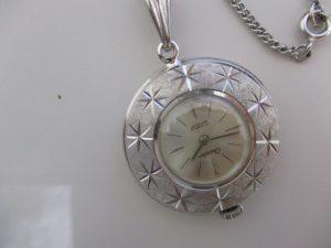 買取専門店大吉パラディ学園前店で懐中時計を買取しました!