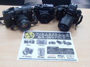 ライカだけじゃない!フジカ・ニコンも!国内メーカーのカメラも霧島市の買取専門店大吉霧島国分店におまかせください!
