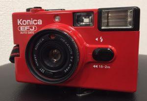 カメラ コニカ
