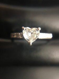 ファンシーカットのダイヤモンドも高価買取中!買取専門店大吉 イオン宇品店にお任せください!